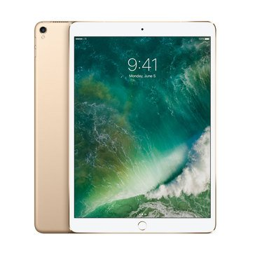 NEW - Apple 10.5-Inch iPad Pro 64GB Wi-Fi - Gold MQDX2LL/A