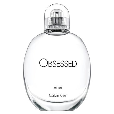 Calvin Klein Obsessed For Men Eau De Toilette 4.0oz