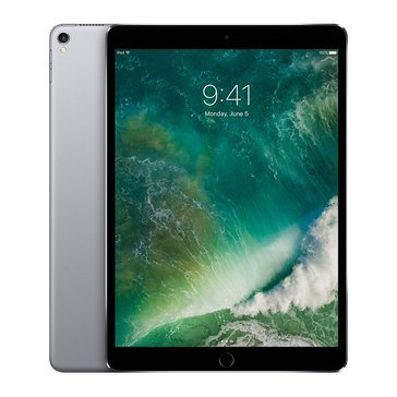 Apple iPad Pro 10.5in WIFI 512gb Silver (MPGJ2LL/A)