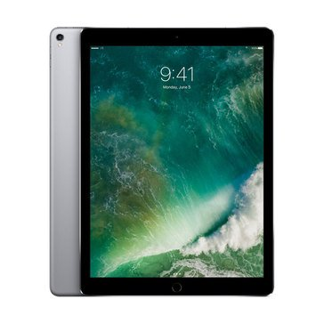 NEW- Apple 12.9-Inch iPad Pro 512GB Wi-Fi + Cellular - Space Gray MPLJ2LL/A