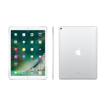 NEW - Apple 12.9-Inch iPad Pro 512GB Wi-Fi + Cellular - Silver MPLK2LL/A