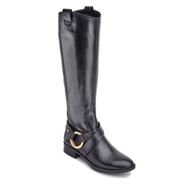 Karl Lagerfeld Muret Women's Riding Boot Black
