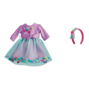 WellieWishers Flower Fun Outfit