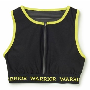Warrior Women's Zip Front Sport Bra