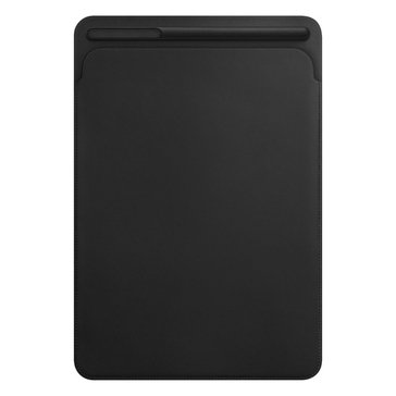 Apple 10.5-Inch iPad Pro Leather Sleeve - Black