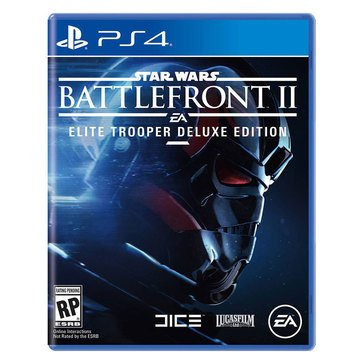Ps4 DE Star Wars Battlefront II