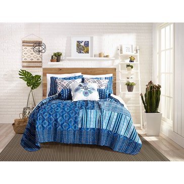 Justina Blakeney Avisa Quilt Set - Full/Queen