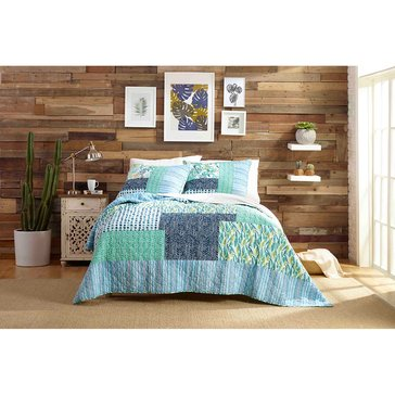 Justina Blakeney Native Springs Quilt Set - Full/Queen