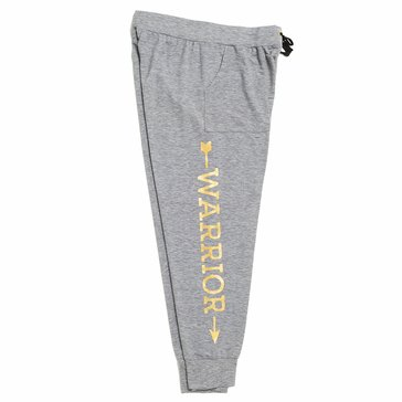 Warrior Women's Fleece Jogger Pant
