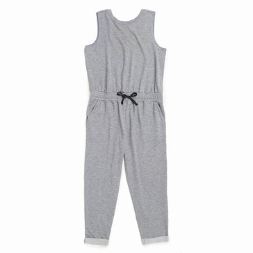 Warrior Women's Fleece Scoop Back Romper
