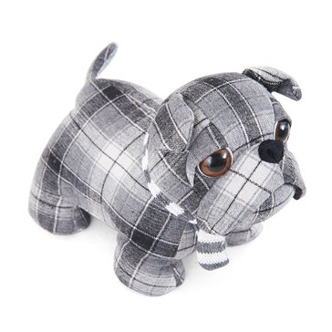 Lifetime Farmhouse Bulldog Door Stopper