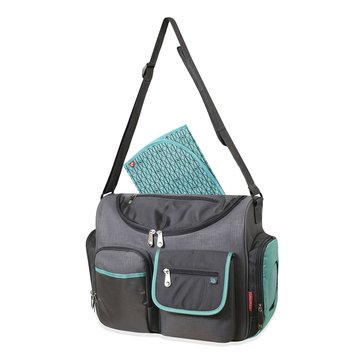 Fisher-Price FastFinder Wide Opening Diaper Bag
