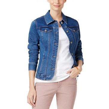 Charter Club Women's Denim Jacket