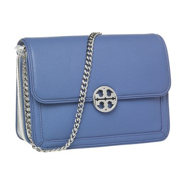 Tory Burch Duet Chain Convertible Shoulder Marlin/Silver