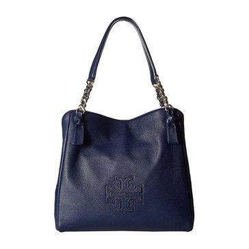 Tory Burch Harper Tote Royal Navy