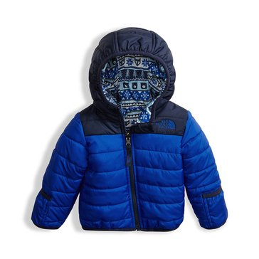 The North Face Baby Boys' Reversible Perrito Jacket, Blue