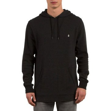 Volcom Men's Dalton Hooded Long Sleeve Pull Over Thermal Shirt