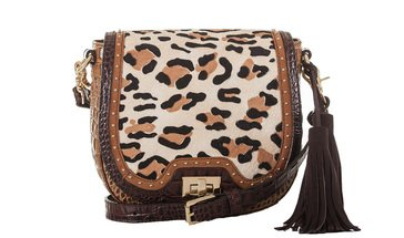 Web Exclusive! Brahmin Mini Sonny Crossbody Tan Capella