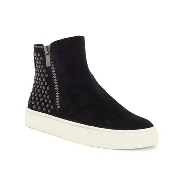 Lucky Brand Bayleah3 Women's High Top Sneaker Black
