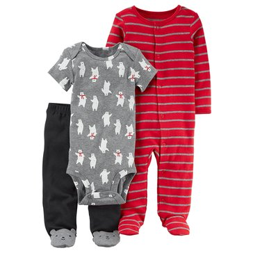 Carter's Baby Boys' 3-Piece Layette Set
