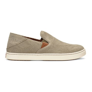 Olukai Pehuea Women's Slip On Sneaker Clay/Clay