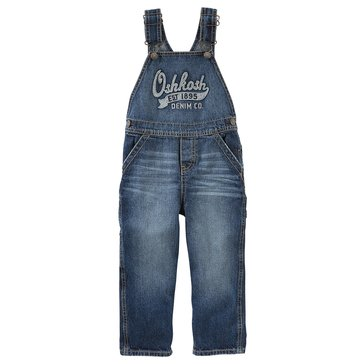 OshKosh Baby Boys' Graphic Overalls