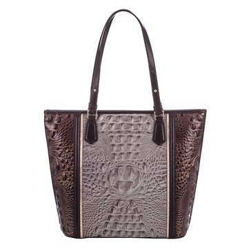 Brahmin Asher Tote Quill Greco