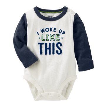 OshKosh Baby Boys' Knit Bodysuit