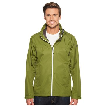 Adidas Men's Wandertag Rain Jacket - Green