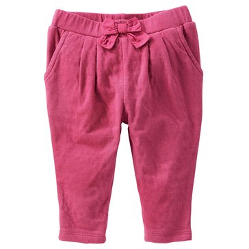 OshKosh Baby Girls' Bow Front Knit Pants