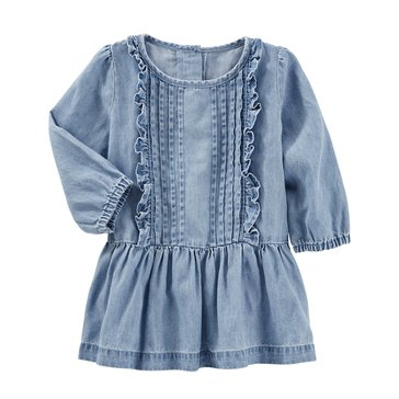 OshKosh Baby Girls' Drop Waist Dress