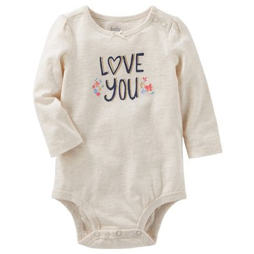 OshKosh Baby Girls' Knit Bodysuit