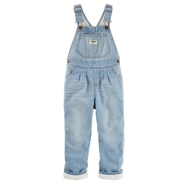 OshKosh Baby Girls' Lined Overalls
