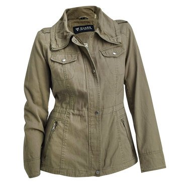 Guess Women's Washed Jacket