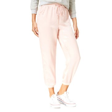 American Rag Soft Satin Jogger in Soft Shell
