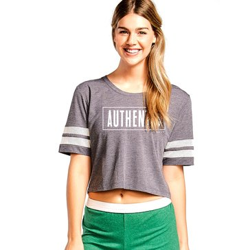 MJ Soffe Women's Authentic USN Squad Mesh Crop