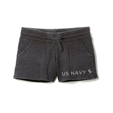 MJ Soffe Women's USN Throwback Shortie Shorts