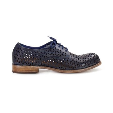 Patricia Nash Sofia Women's Perfed Oxford Blue
