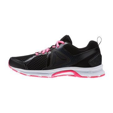 Reebok Runner 2.0 MT Women's Running Shoe - Black Coal / Acid Pink / White