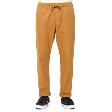 Obey Clothing Men's Traveler Slub Twill Pant II