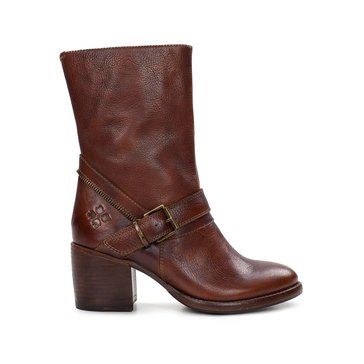 Patricia Nash Lombardy Women's Mid Calf Boot Whiskey