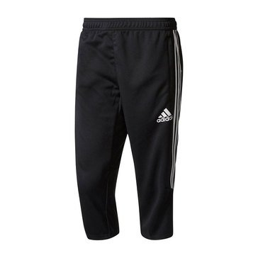 Adidas Trio 17 3/4 Training Pants - Black