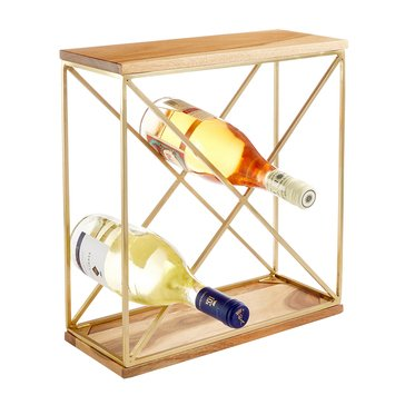 Martha Stewart Collection Wine Rack