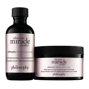 Philosophy Ultimate Miracle Worker Miraculous Anti-Aging Retinoid Pads - 60 count