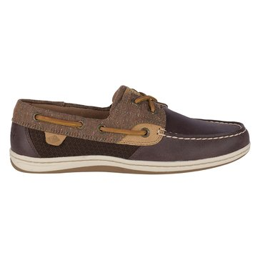 Sperry Top-Sider Koifish Tweed Women's Boat Shoe Dark Brown