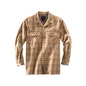 Pendleton Men's Board Shirt Jacket - Gold Ombre