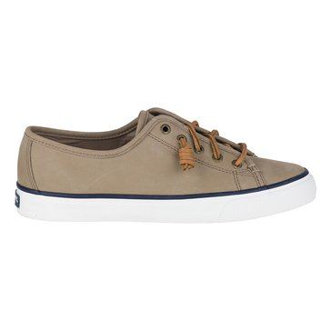 Sperry Top-Sider Seacoast Nubuck Women's Sneaker Taupe