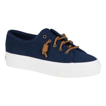 Sperry Top-Sider Sky Sail Suede Women's Sneaker Navy