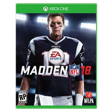 Xbox One Madden 18