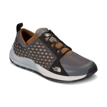 The North Face Mountain Men's Sneaker Graphite Grey/Tagumi Brown